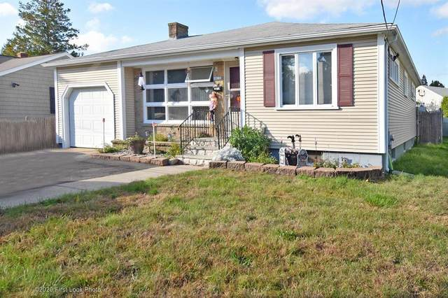 81 Hillside Drive, North Providence, RI 02904 (MLS #1270493) :: The Martone Group
