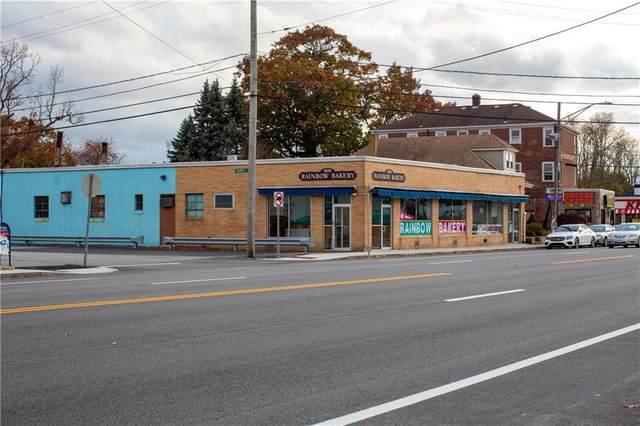 800 Reservoir Avenue, Cranston, RI 02910 (MLS #1270496) :: The Mercurio Group Real Estate
