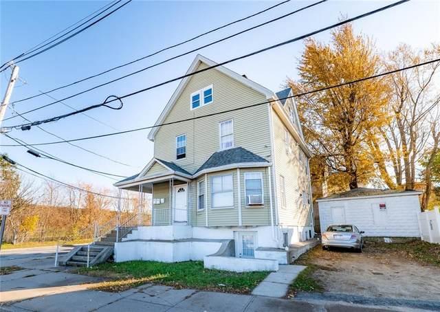 828 Cranston Street, Cranston, RI 02920 (MLS #1270574) :: The Mercurio Group Real Estate