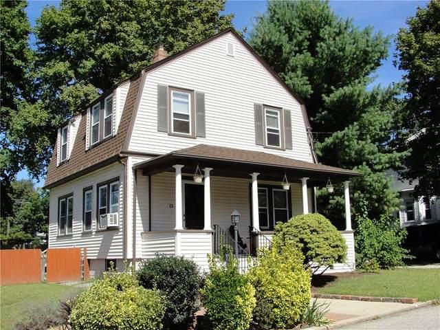 13 Balston Street, North Providence, RI 02911 (MLS #1270582) :: The Martone Group