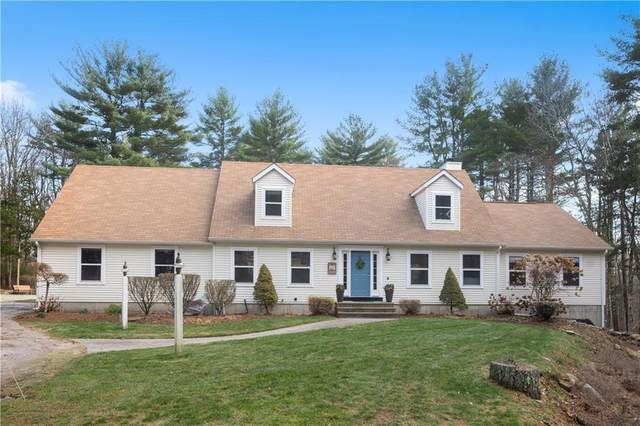 48 Spruce Valley Drive, Scituate, RI 02857 (MLS #1270588) :: The Martone Group