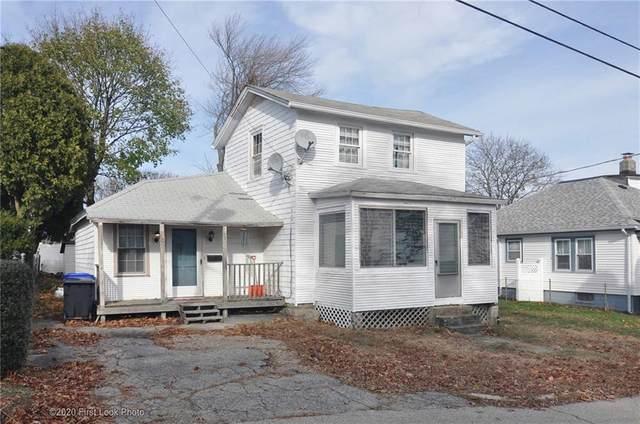 101 Grosvenor Avenue, Pawtucket, RI 02860 (MLS #1270658) :: The Seyboth Team