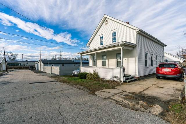 35 Manson Avenue, Warwick, RI 02888 (MLS #1270668) :: Edge Realty RI