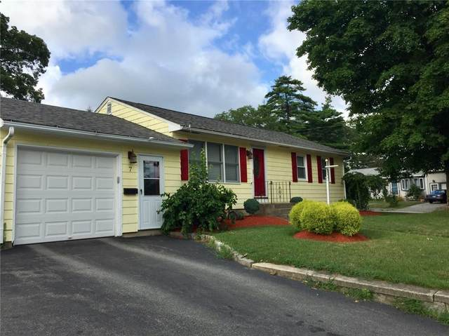 7 Eleanor Drive, Coventry, RI 02816 (MLS #1270675) :: The Martone Group