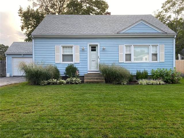 8 Penrod Avenue, East Providence, RI 02915 (MLS #1270684) :: The Seyboth Team