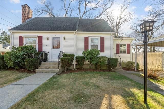 17 Sherwood Street, North Providence, RI 02911 (MLS #1270692) :: The Martone Group