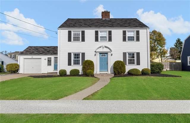 29 Bryant Road, Cranston, RI 02910 (MLS #1270706) :: Spectrum Real Estate Consultants