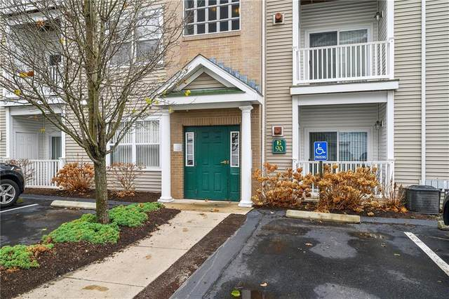 90 Mill Street #201, Woonsocket, RI 02895 (MLS #1270713) :: Westcott Properties