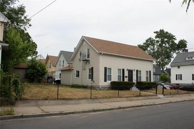 279 Smith Street, Cranston, RI 02905 (MLS #1270749) :: The Mercurio Group Real Estate