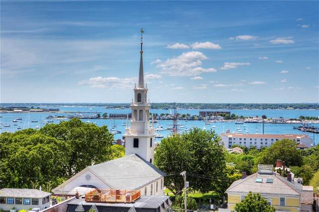 50 School Street #8, Newport, RI 02840 (MLS #1270773) :: The Martone Group