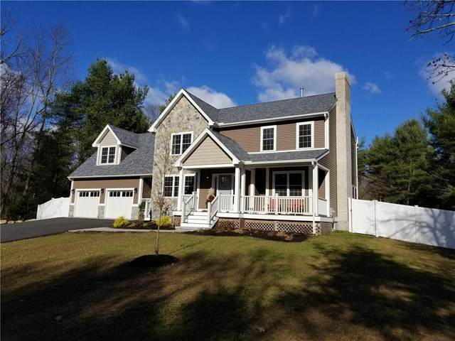 844 Lapham Farm Road, Burrillville, RI 02839 (MLS #1270822) :: The Martone Group