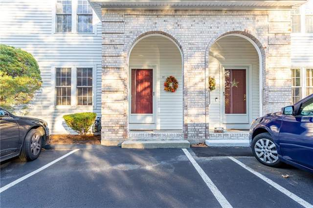 60 Hawthorne Street #17, North Providence, RI 02904 (MLS #1270832) :: The Martone Group
