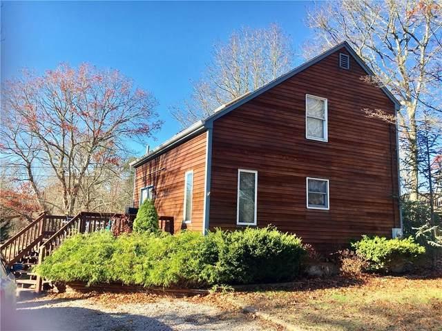 61 Ridgewood Road, Charlestown, RI 02813 (MLS #1270841) :: Edge Realty RI