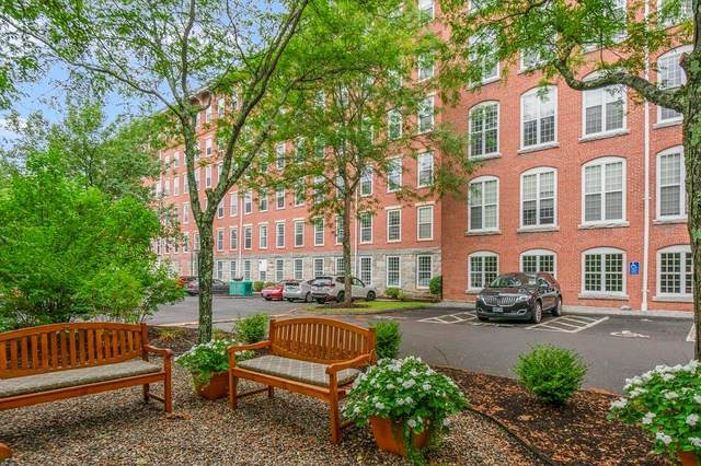 2 School Street #337, Lincoln, RI 02802 (MLS #1270862) :: Alex Parmenidez Group