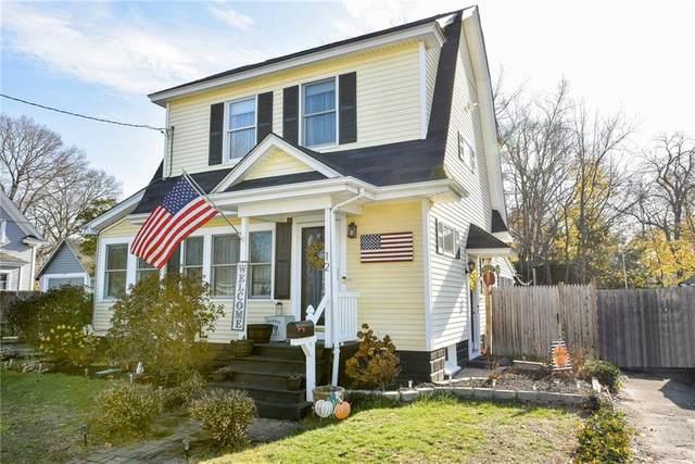 12 Clara Avenue, Warwick, RI 02889 (MLS #1270933) :: Onshore Realtors