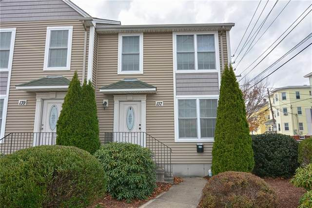 137 South Bend Street #137, Pawtucket, RI 02860 (MLS #1271029) :: The Seyboth Team