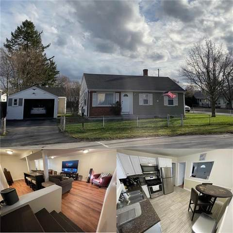 855 Cottage Street, Pawtucket, RI 02861 (MLS #1271084) :: The Martone Group