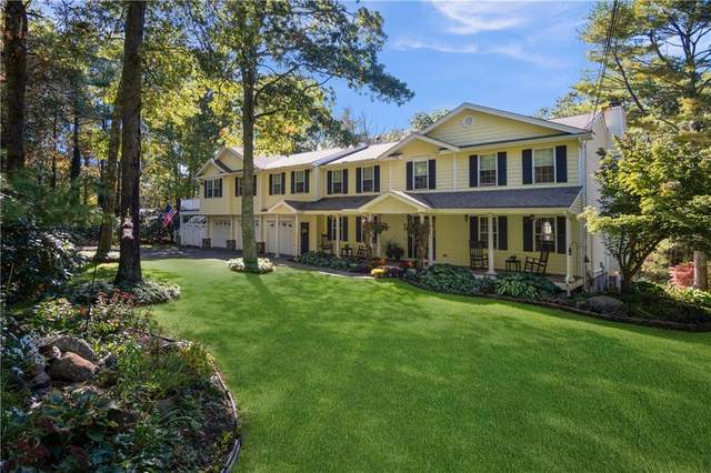 71 Rolling Hill Drive, Exeter, RI 02822 (MLS #1271134) :: The Martone Group