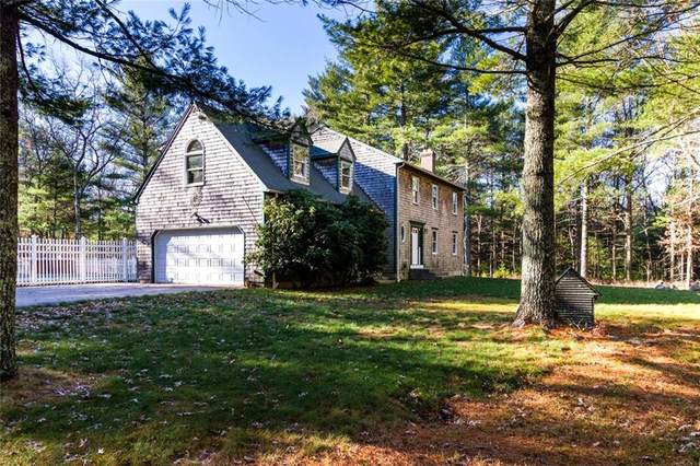 274 Weaver Hill Road, West Greenwich, RI 02817 (MLS #1271135) :: Dave T Team @ RE/MAX Central