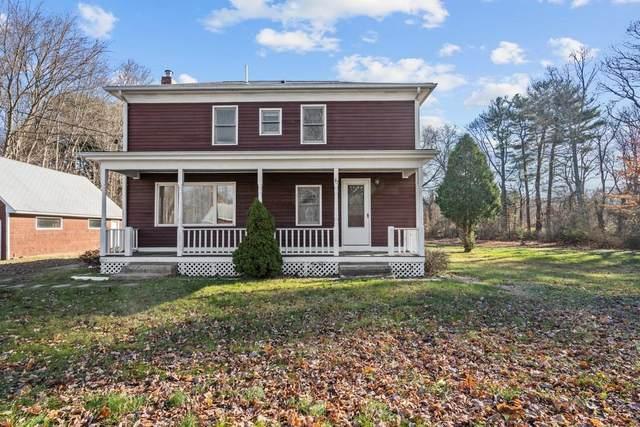 93 Hall Lane, Cranston, RI 02831 (MLS #1271151) :: Welchman Real Estate Group