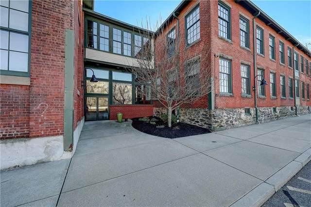 99 Allen Street #116, Woonsocket, RI 02895 (MLS #1271349) :: Alex Parmenidez Group