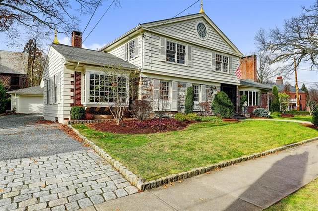 540 Blackstone Boulevard, East Side of Providence, RI 02906 (MLS #1271462) :: Spectrum Real Estate Consultants