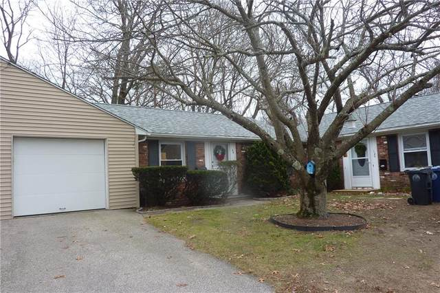 107 Keystone Drive #116, Warwick, RI 02889 (MLS #1271595) :: The Martone Group