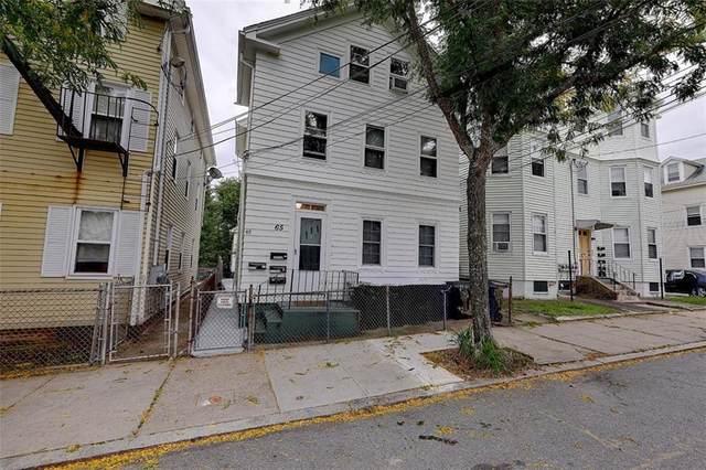 65 Preston Street, East Side of Providence, RI 02906 (MLS #1271810) :: The Martone Group