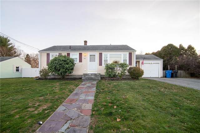 181 Poplar Drive, Cranston, RI 02920 (MLS #1271889) :: Welchman Real Estate Group