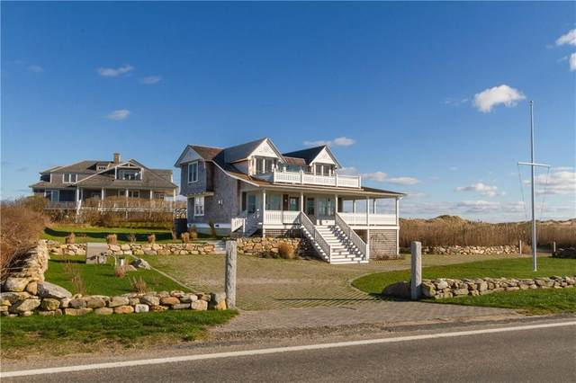 1734 Corn Neck Road, Block Island, RI 02807 (MLS #1271911) :: Spectrum Real Estate Consultants