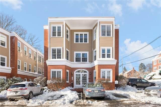 106 Blackstone Boulevard #6, Providence, RI 02906 (MLS #1272180) :: Alex Parmenidez Group