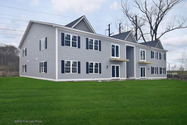 905 Graycoach Lane #905, Cranston, RI 02921 (MLS #1272414) :: Nicholas Taylor Real Estate Group