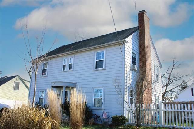 40 Brewster Drive, Warwick, RI 02889 (MLS #1272539) :: Welchman Real Estate Group