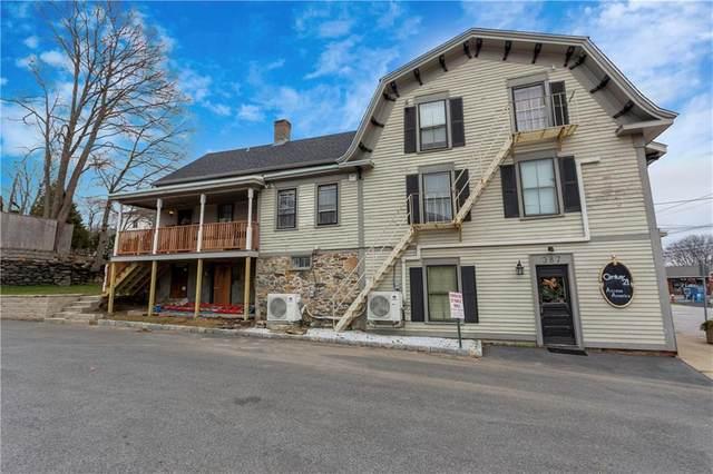 387 Main Street #5, East Greenwich, RI 02818 (MLS #1272605) :: Onshore Realtors