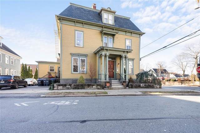 103 Doyle Avenue #2, East Side of Providence, RI 02906 (MLS #1272626) :: Alex Parmenidez Group