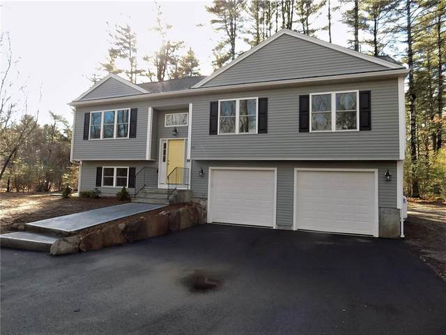 73 Skunk Hill Road, Hopkinton, RI 02832 (MLS #1272665) :: Edge Realty RI