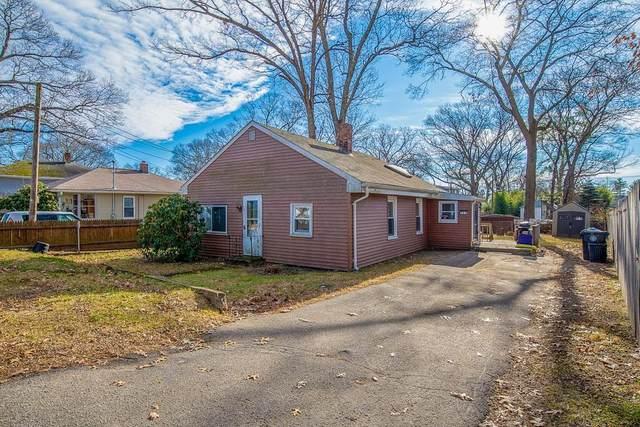 146 Wood Street, Warwick, RI 02889 (MLS #1272697) :: Edge Realty RI