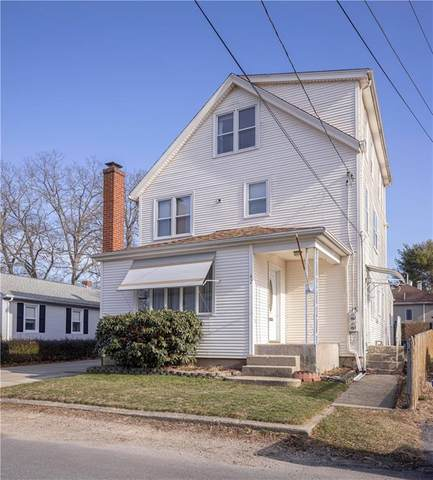 42 Morgan Avenue, North Providence, RI 02911 (MLS #1272723) :: The Martone Group