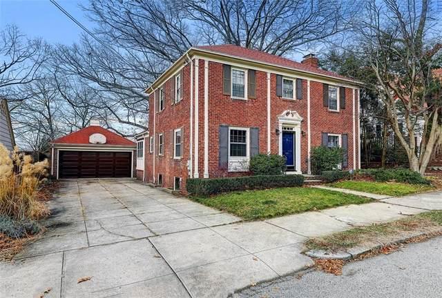 57 Capwell Avenue, Pawtucket, RI 02860 (MLS #1272882) :: Edge Realty RI