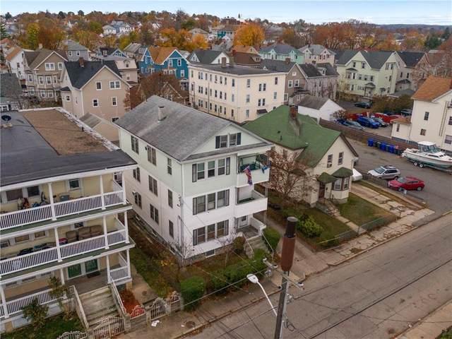 38 Dorchester Avenue, Providence, RI 02909 (MLS #1272941) :: The Martone Group