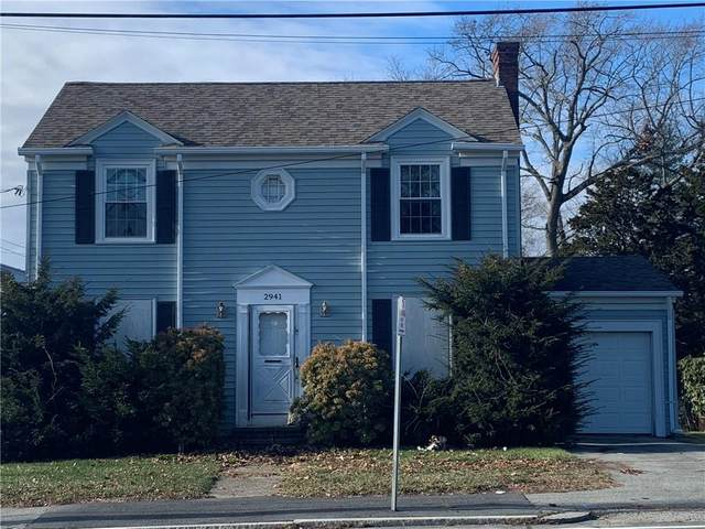 2941 Pawtucket Avenue, East Providence, RI 02915 (MLS #1272955) :: Welchman Real Estate Group
