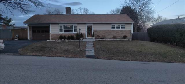 23 Rangeley Road, Cranston, RI 02920 (MLS #1273326) :: The Martone Group