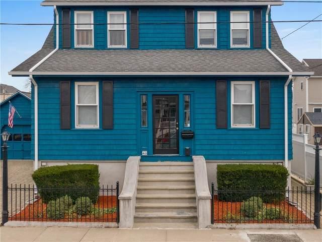 46 North Hull Street, East Providence, RI 02914 (MLS #1273333) :: The Martone Group