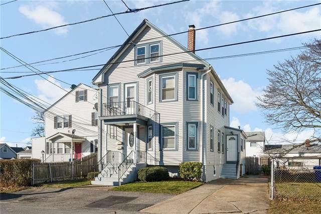 8 Woodland Avenue, East Providence, RI 02914 (MLS #1273335) :: The Martone Group