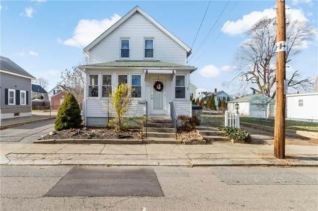 100 Ivy Street, East Providence, RI 02914 (MLS #1273350) :: The Martone Group