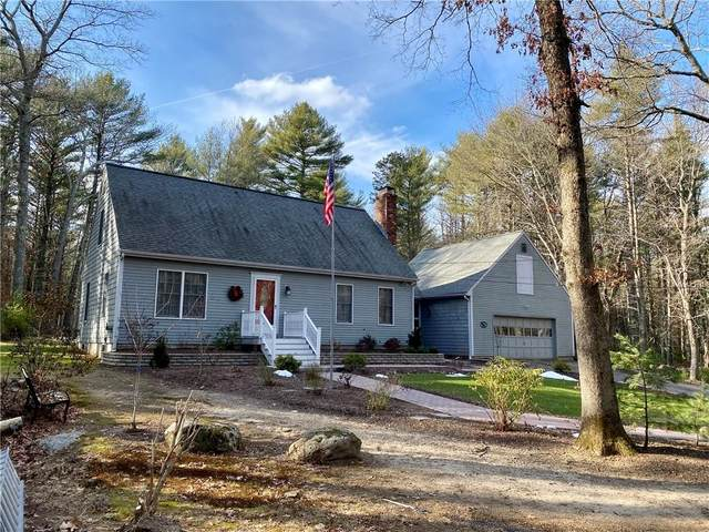 21 Widow Sweets Road, Exeter, RI 02822 (MLS #1273361) :: The Martone Group