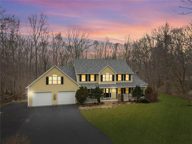 45 Woodbine Lane, Exeter, RI 02822 (MLS #1273407) :: The Martone Group