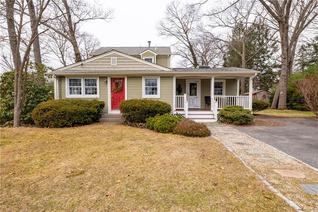 21 Davidson Road, Warwick, RI 02886 (MLS #1273456) :: The Martone Group