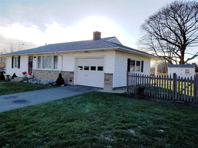 50 Meadowcrest Drive, Cumberland, RI 02864 (MLS #1273487) :: The Martone Group