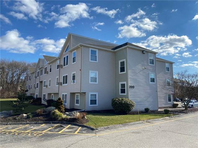 200 Woodlawn Avenue #106, North Providence, RI 02911 (MLS #1273566) :: Westcott Properties